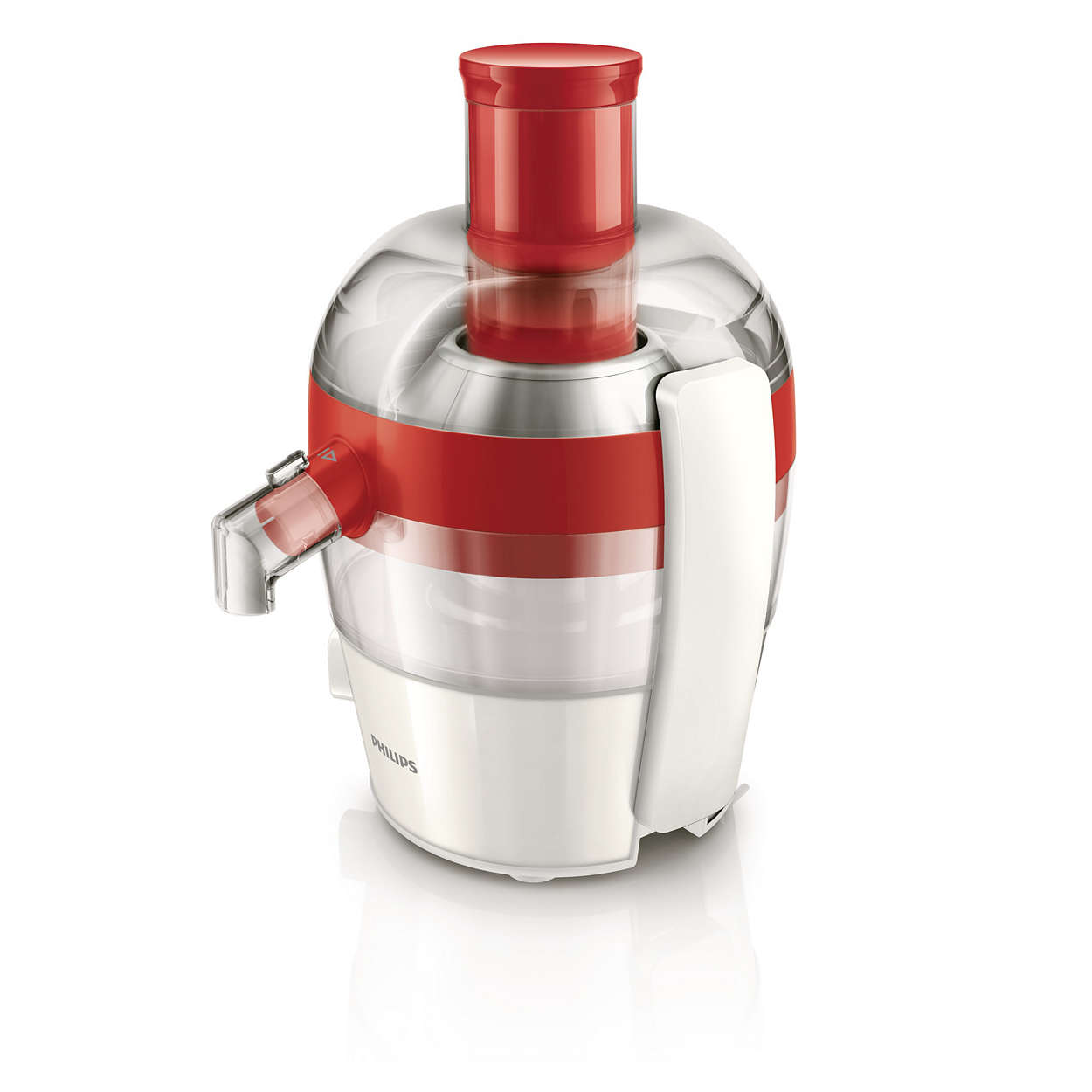 Buy Philips Juicer White Red 400w 1 5l Hr1832 45 Online Shopping
