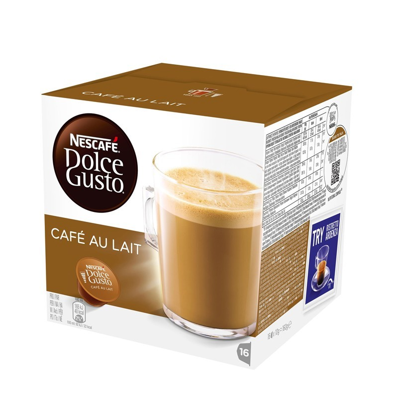 buy nescaf dolce gusto capsule caf au lait online shopping