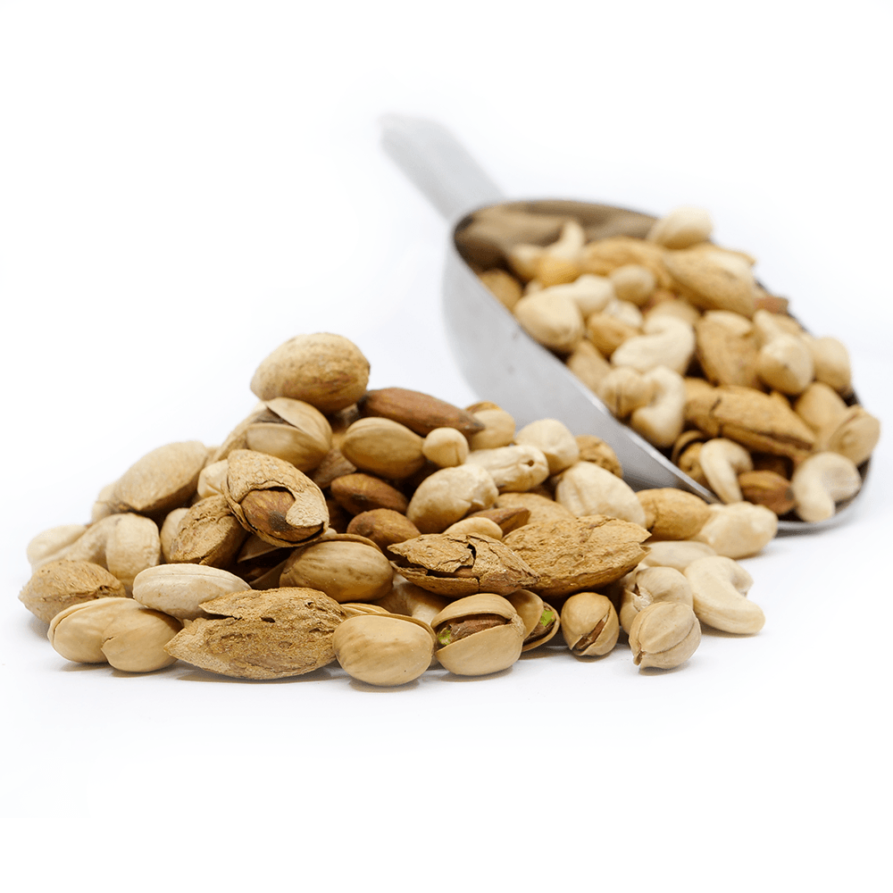 Buy MIXED NUTS (SMALL) - ROASTED | Online Shopping| Homiez me