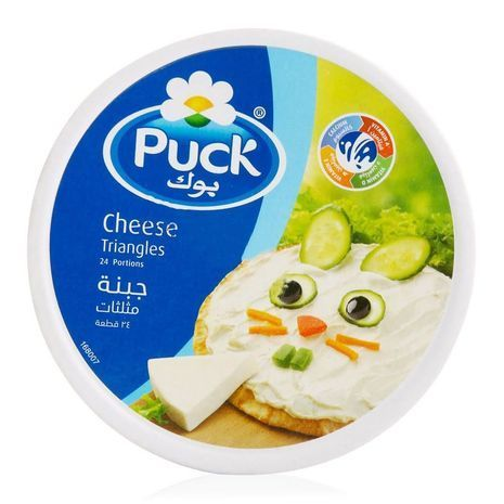 Buy Puck Cheese Triangle 24 P 360 G Online Shopping Homiez Me