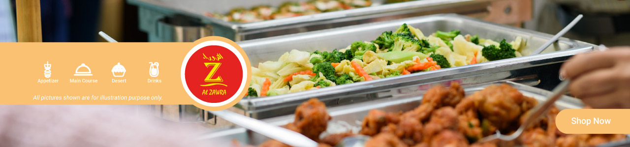 Al ZawraaFood Delivery and Catering Service