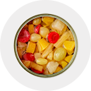 Shop for ready to eat canned fruits online