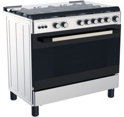 MIDEA - GAS COOKER 90X60 STEEL FULL SAFETY - LME95030FFD