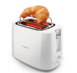 PHILIPS TOASTER 2 SLICES WHITE 800W-HD2581