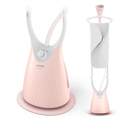 PHILIPS GARMENT STEAMER 1800 WATTS PINK - GC552