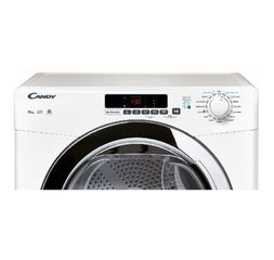 CANDY DRYER 10KG WHITE - GVSC10DCG80