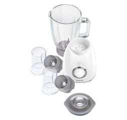 Sencor Blender 1.7L 500W White Glass Jug - SBL5370WH