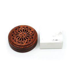Circular Incense Burner Set