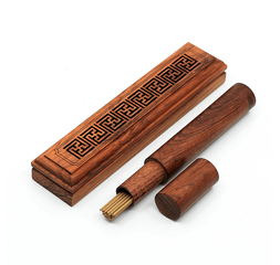 Rosewood Incense Burner Set