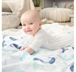 Aden+Anais - Seafaring  4-Pack Classic Swaddles