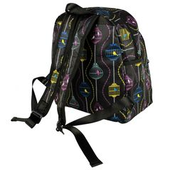 Re-Uz - Small Backpack - Bird World