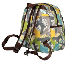 Re-Uz - Small Backpack - Brown Doggies
