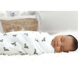 Aden+Anais - jungle jam 4-pack classic swaddles