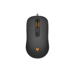 Rapoo Vpro Gaming Mouse Wired V16  - Black