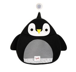 3 Sprouts Bath Storage - Penguin