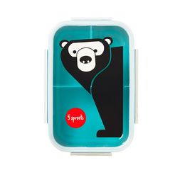 3 Sprouts Lunch Bento Box - Bear
