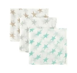 Aden+Anais - Milky Way 3-Pack Silky Soft Swaddles