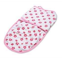 Aden and Anais Easy Swaddle - Princess Posie
