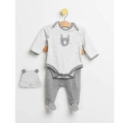 The Essential One - TESS31 - 3 Piece Bunny and Bear Set