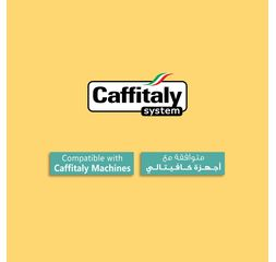 CAFFITAY CREMOSO - COMPATIBLE WITH CAFFITALY MACHINES