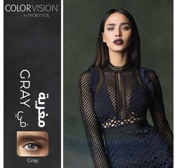 Color Vision  Gray Contact Lenses