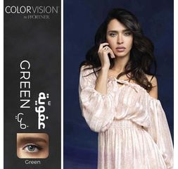 Color Vision Green Contact Lenses
