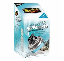 Meguiar's® Whole Car Air Re-Fresher  - New Car Scent,