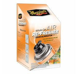 Meguiar's® Whole Car Air Re-Fresher - Citrus Grove Scent