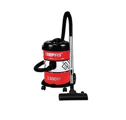 GEEPAS VACUUM CLEANER 2300W 21LTR RED AND BLACK - GVC2592 [CLONE]