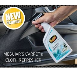 Meguiar's® Carpet & Cloth Re-Fresher
