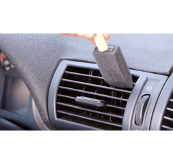 CAR AC Foam Brush