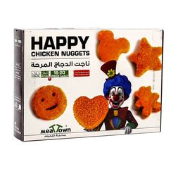 Breaded Happy Chicken Nuggets