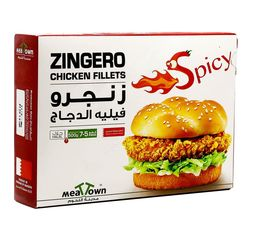 Chicken Zinger Spicy