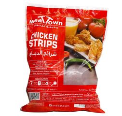 Chicken Strips Spicy Bag