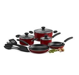 Prestige PR-20486 12Pcs Cookware Set Value Pack