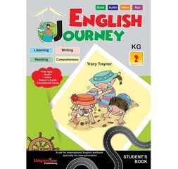 English Journey KG 2  + Apps