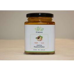 Hazelnut Butter Homemade 300g