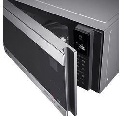 LG MICROWAVE 42 LTR SOLO STEEL - MS4295CIS