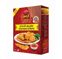 Al Zaeem Chicken Strips 360gms