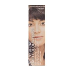 Natural Semi-Permanent Hair Dye - Dark Brown