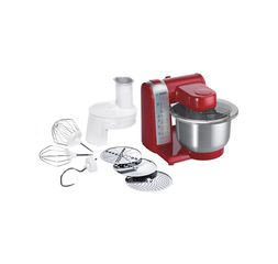 Bosch kitchen machine 3.9ltr red - mum48r1gb