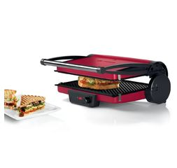 Bosch contact grill 2000w red - tcg4104gb
