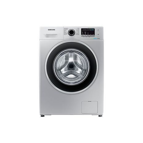 SAMSUNG WASHER FRONT LOAD 8 KG SILVER - WW80J4260GS/SG