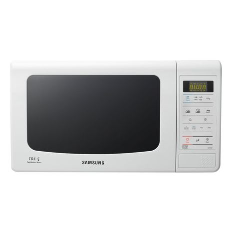 SAMSUNG MICROWAVE OVEN 20 LTR WHITE SOLO-ME733K/XSG