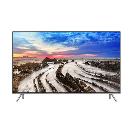 SAMSUNG 82 INCH FLAT 4K SMART LED TV - UA82NU8000KXZN