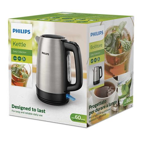 PHILPS KETTLE 7.7 LTR STANLESS STEAL 2200 WATTS - HD9350/92