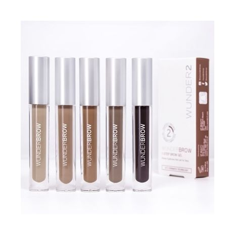 WunderBrow - Extra Long-Lasting Eyebrow Gel For Natural Brows