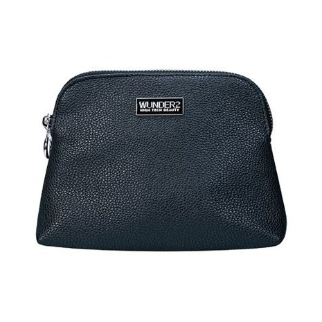 Black Cosmetic Bag For Transporting Beauty Essentials