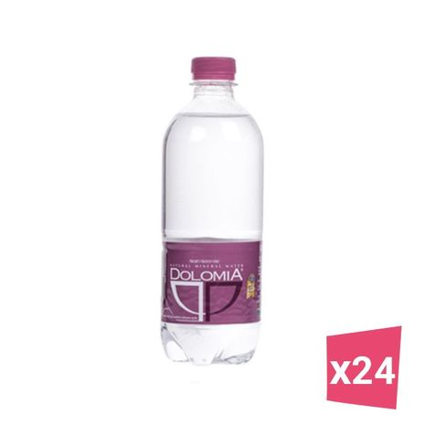 DOLOMIA MINERAL PET ELEGANT . STILL - 500 ML X 24 pcs