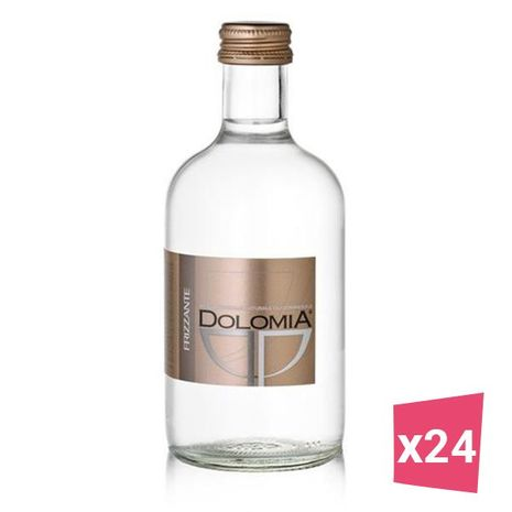 DOLOMIA MINERAL WATER SPARKLING EXCLUSIVE  - 330 ML X 24 pcs
